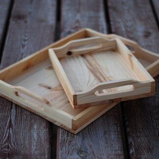 tace drewniane
