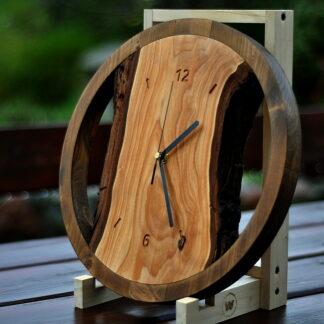 zegar na desce