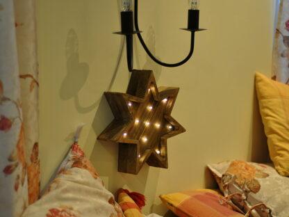 lampka gwiazda