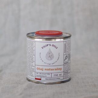 Olej naturalny do akcesoriów kuchennych, olej do drewna Filip's Oils
