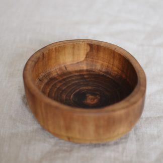 drewniana miseczka