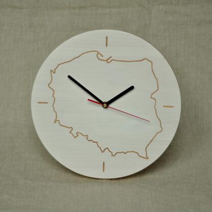 zegar ścienny Polska