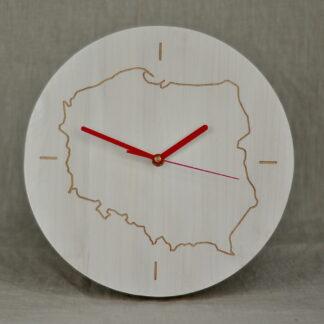 zegar Polska