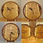 zegary z dedykacją