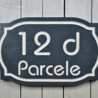 szyld adresowy